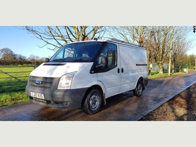 Ford Transit Unlisted 300 SWB TDCI 100 PS LOW ROOF