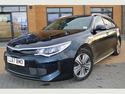 Kia Optima Estate 2.0h GDi 11.26kWh Sportswagon Auto 5dr
