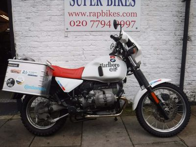 BMW R80 Trail Bike 800 GS Paralever