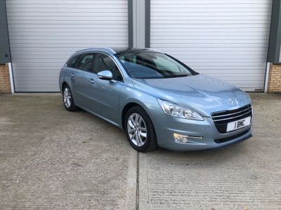 Peugeot 508 SW Estate 2.0 HDi FAP Active 5dr