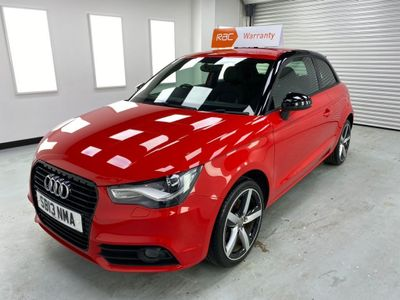 Audi A1 Hatchback 1.4 TFSI Amplified Edition 3dr