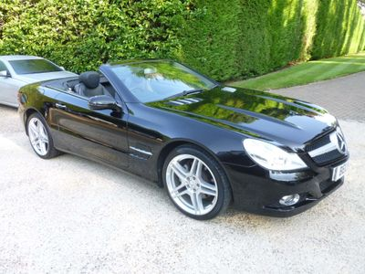Mercedes-Benz SL Class Convertible BLUE EFFICIENCY