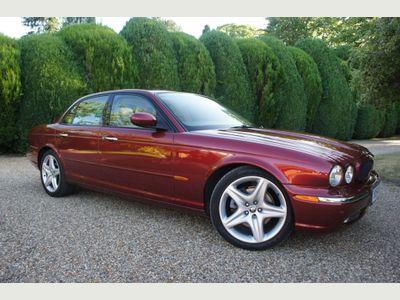 Jaguar XJ Saloon 3.6 XJ8 Sport 4dr