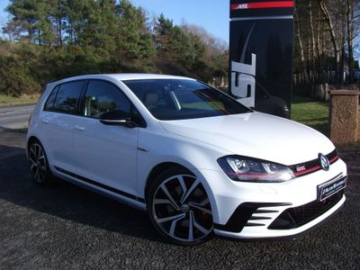 Volkswagen Golf Hatchback 2.0 TSI BlueMotion Tech GTI Clubsport Edition 40 DSG (s/s) 5dr