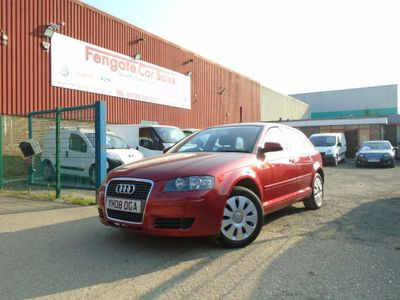 Audi A3 Hatchback 1.4 TFSI Sportback 5dr