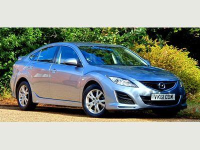 Mazda Mazda6 Hatchback 2.2d TS 5dr