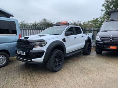 FORD RANGER Pickup 2.2 TDCi XL Double Cab Pickup 4WD 4dr