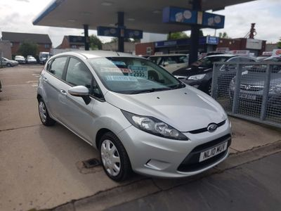 FORD FIESTA Hatchback 1.4 TDCi Edge 5dr