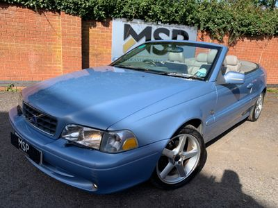 Volvo C70 Convertible 2.3 T5 GT 2dr