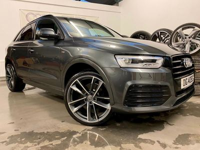 Audi Q3 SUV 2.0 TDI S line (s/s) 5dr