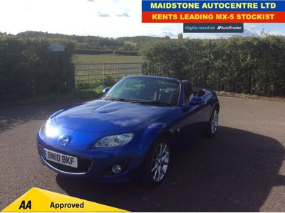 Mazda MX-5 Convertible 20th Anniversary Convertible