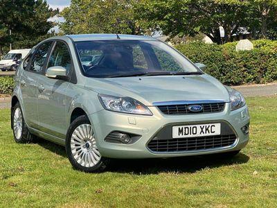 Ford Focus Hatchback 2.0 Titanium Auto 5dr