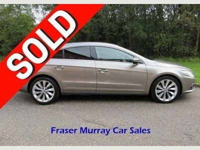 VOLKSWAGEN CC Coupe 2.0 TDI BlueMotion Tech GT 4dr