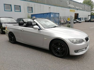 BMW 3 Series Convertible 3.0 330d SE 2dr