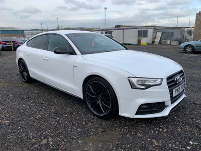 Audi A5 Hatchback 3.0 TDI Black Edition Plus Sportback Multitronic 5dr