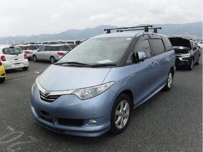 Toyota Estima MPV Hybrid Recliner seats ULEZ compliance