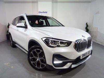 BMW X1 SUV 1.5 18i xLine sDrive (s/s) 5dr