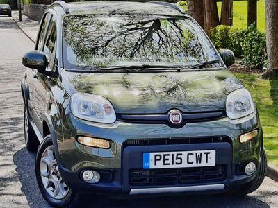 Fiat Panda Hatchback 0.9 TwinAir 4x4 (s/s) 5dr
