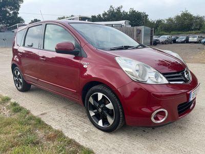 Nissan Note Hatchback 1.5 dCi n-tec+ 5dr