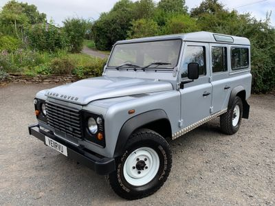 LAND ROVER DEFENDER 110 SUV 2.4 TDi Station Wagon 5dr