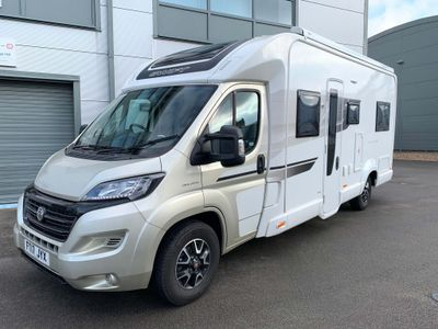 Fiat Ducato Unlisted SWIFT CHAMPAGNE CAMPER VAN