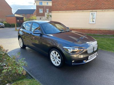 BMW 1 Series Hatchback 1.6 114d Urban Sports Hatch eDrive 5dr