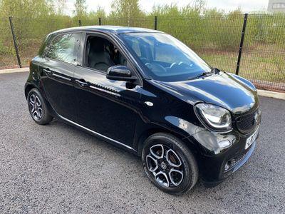 Smart forfour Hatchback 1.0 Prime (Premium Plus) (s/s) 5dr