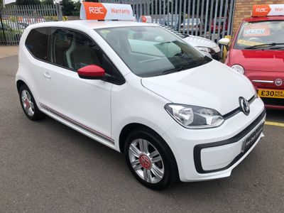 Volkswagen up! Hatchback 1.0 up! beats (s/s) 3dr