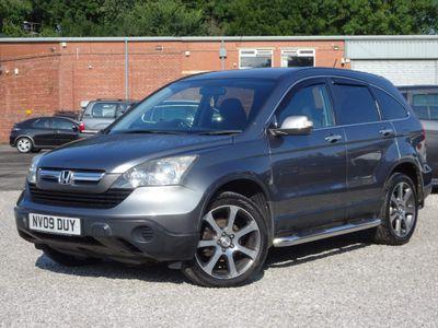 Honda CR-V SUV 2.2 i-CDTi SE+ 5dr