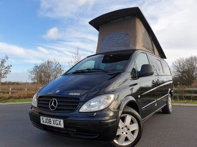 Murvi Sorry now sold Campervan Mercedes vito 3.0 automatic