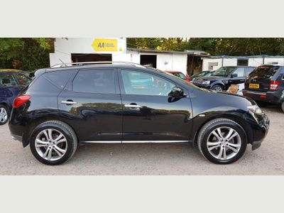 Nissan Murano SUV 2.5 dCi 5dr