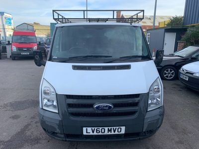 Ford Transit Panel Van 2.2 TDCi 260 Leader Low Roof Panel Van S 3dr (SWB)