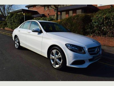 Mercedes-Benz C Class Saloon 2.0 C200 SE Executive Edition G-Tronic+ (s/s) 4dr