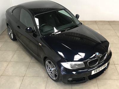 BMW 1 Series Coupe 2.0 123d Sport Plus Edition 2dr