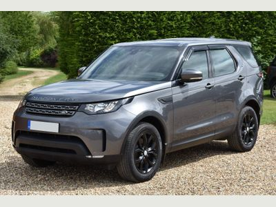 Land Rover Discovery SUV 2.0 SD4 S Auto 4WD (s/s) 5dr