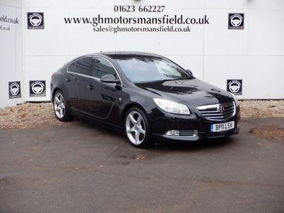 Vauxhall Insignia Hatchback 2.0 CDTi SRi VX Line 5dr