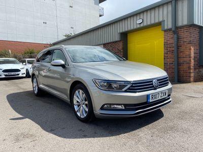 Volkswagen Passat Estate 2.0 TDI BlueMotion Tech SE Business DSG (s/s) 5dr