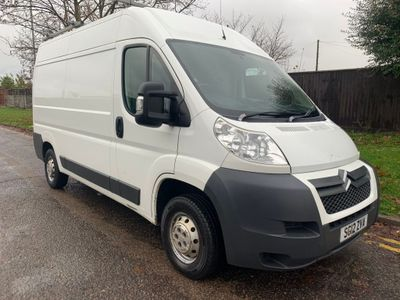 Citroen Relay Panel Van 2.2 HDi 35 L2H2 Panel Van 4dr