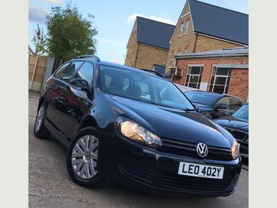 Volkswagen Golf Estate 1.2 TSI S DSG 5dr