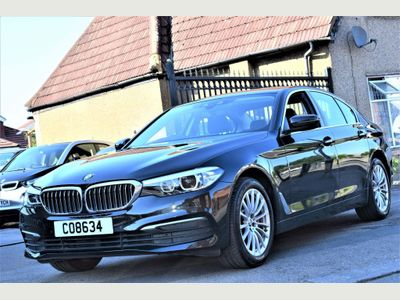 BMW 5 Series Saloon 2.0 530i SE Auto (s/s) 4dr
