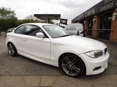 BMW 1 Series Coupe 2.0 120d M Sport 2dr
