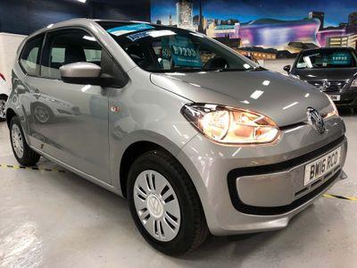 Volkswagen up! Hatchback 1.0 Move up! ASG 3dr