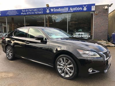 Lexus GS 250 Saloon 2.5 Luxury 4dr