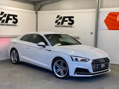 Audi A5 Coupe 2.0 TFSI 35 S line S Tronic (s/s) 2dr