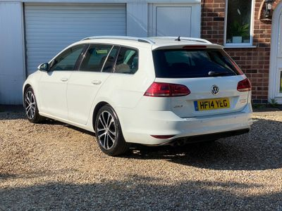 Volkswagen Golf Estate 2.0 TDI BlueMotion Tech GT 5dr