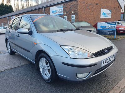 Ford Focus Hatchback 1.8 TDCi Zetec 3dr