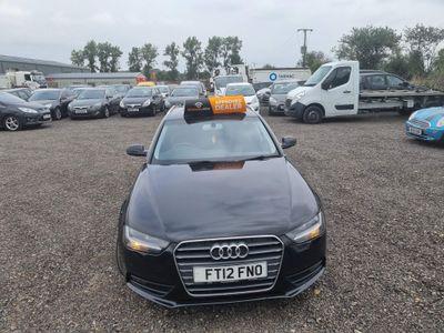 Audi A4 Avant Estate 2.0 TDI SE Avant Multitronic 5dr