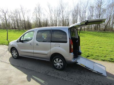 Citroen Berlingo MPV 1.6 BlueHDi Feel Edition Multispace ETG6 (s/s) 5dr