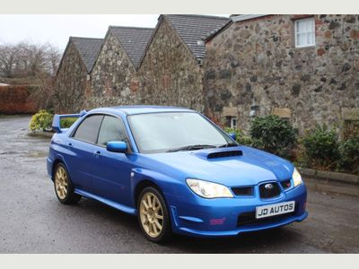 Subaru Impreza Saloon JDM 2.0 WRX STI WIDETRACK