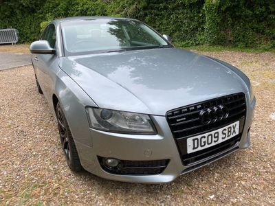 Audi A5 Coupe 2.0 TDI Sport 2dr